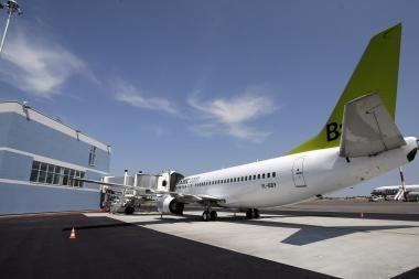 """Latvija pateikė Lietuvai notą dėl """"airBaltic"""