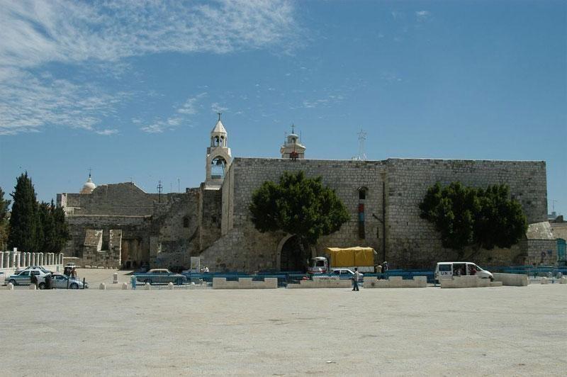 UNESCO priskyrė Kristaus gimimo bažnyčią prie pasaulio paveldo