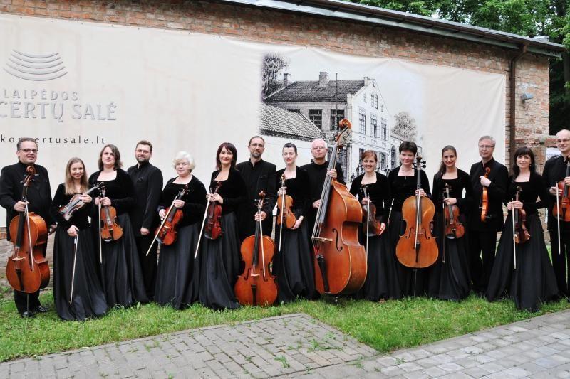 Šventiniame koncerte – Klaipėdos kamerinio orkestro 20-mečio skrydis