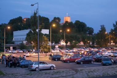 Vilniuje švenčiama naktis be autoavarijų