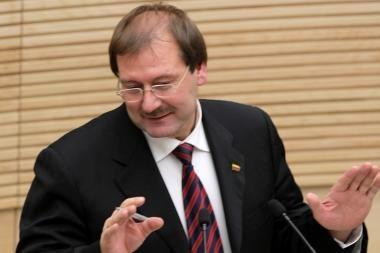 V.Uspaskichas EP liko nejautrus akmenų užmėtymu nuteistos moters likimui