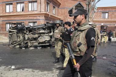 Pakistane per JAV bepiločio lėktuvo ataką žuvo keturi kovotojai