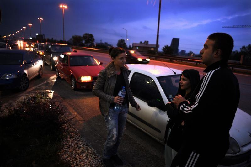Bulgariją sukrėtė stiprus žemės drebėjimas
