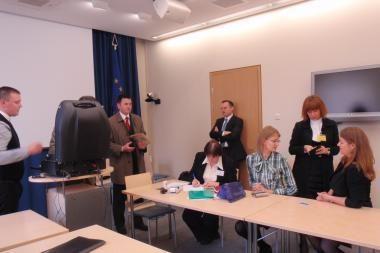 Vilniaus Migracijos valdyba pasiūlys naują paslaugą darbo kolektyvams