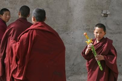 "Tremtinys: Tibetas virto ""kalinimo stovykla"""