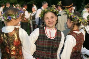 """Sugrįžta folkloro festivalis """"Baltica-2008"""
