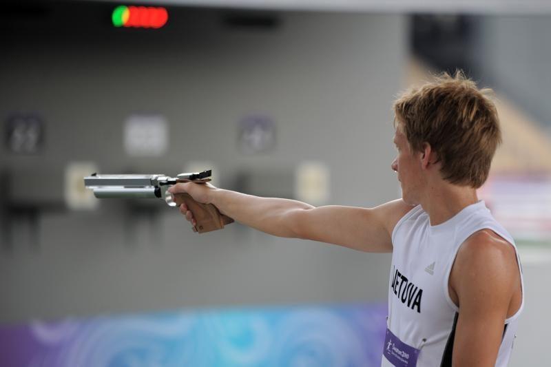 L.Kontrimavičius - jaunimo šiuolaikinės penkiakovės Europos čempionas