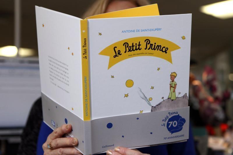 """Knyga """"Mažasis princas"""" švenčia 70-metį"""