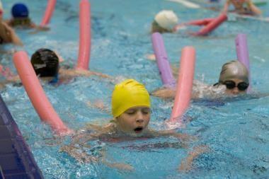 S.Buškevičius: kažkas pinigus pragers, o vaikai neišmoks plaukti