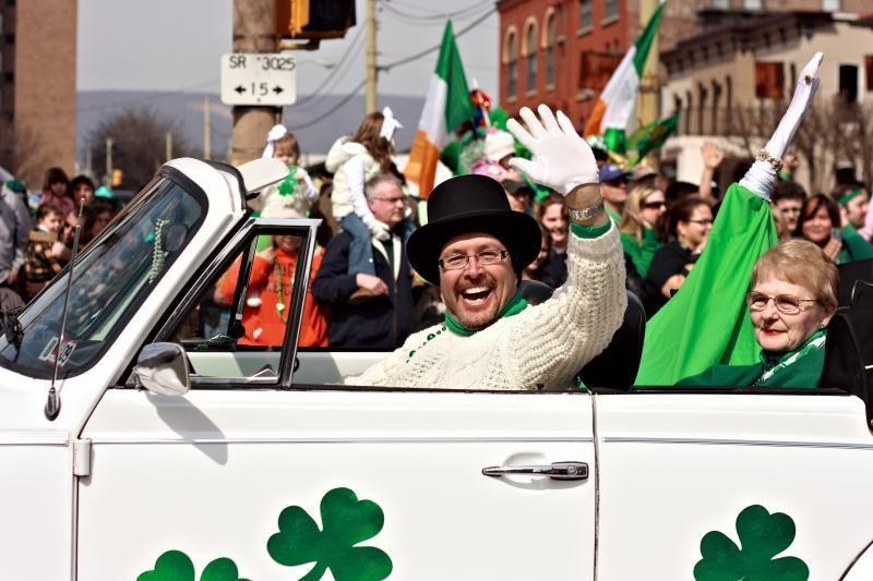 Ambasadorius V. Purlys: Šv. Patriko diena svarbi ir Airijos lietuviams