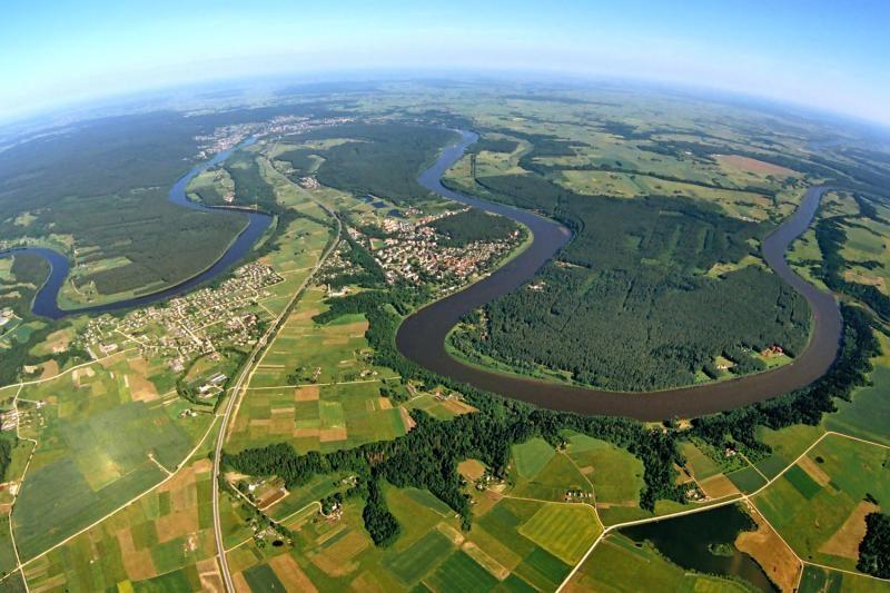 Navigacijai šalies vidaus vandenų keliais - beveik 400 kilometrų