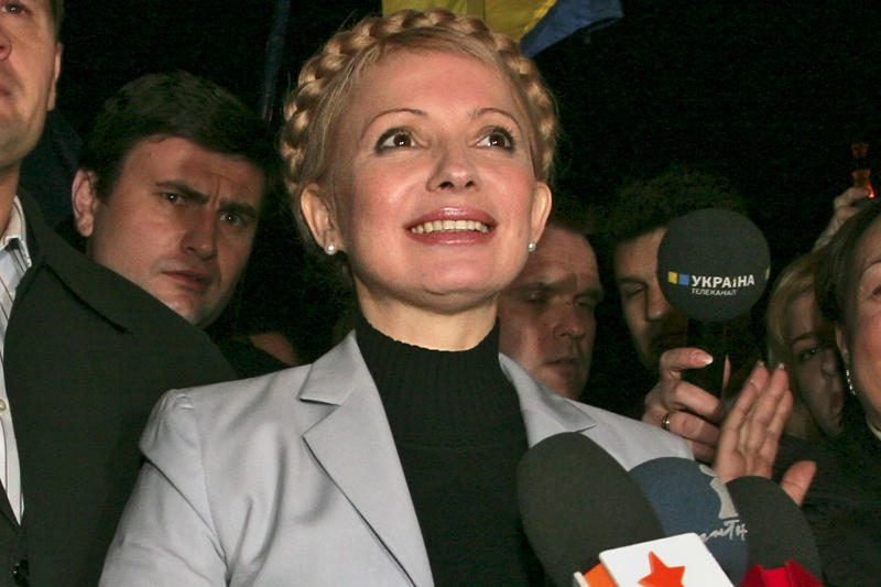 Ukraina pradeda naują Julijos Tymošenko teismo procesą
