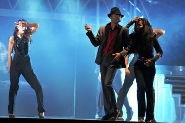 """""""West End"""" teatro miuzikle """"Thriller – Live"""" sklandė popkaraliaus M.Jacksono dvasia"""