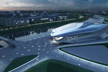 Vilniuje bus statomas Guggenheimo muziejus