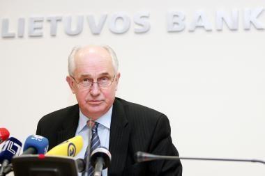 Buvęs Lietuvos banko vadovas ekonomikos atsigavimą regi po kelerių metų