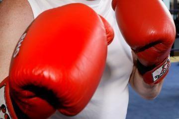 E.Petrauskas tapo Europos jaunių bokso čempionu