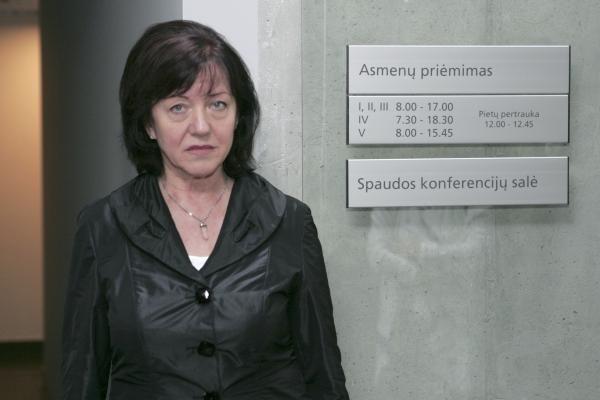 A.Gureckio atsisveikinimo laiške - kaltinimai