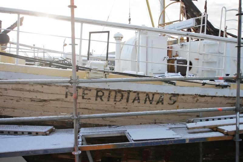 """Klaipėdiečiai padės atkurti istorinį """"Meridianą"""""""