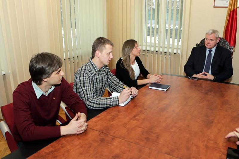 Klaipėdos studentams reikalingas naktinis transportas
