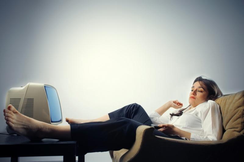 Jei norite gerai išsimiegoti, užmirškite televizorių