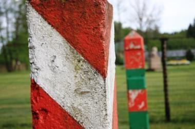 Lietuvoje negalioja Šengeno erdvės taisyklės?
