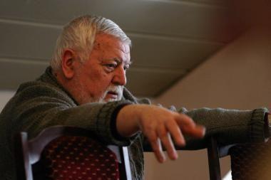 Uostamiesčio Dramos teatre – naujas P.Gaidžio spektaklis