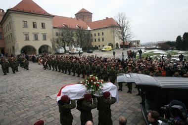 Tiriama mįslinga lenkų generolo žūtis prieš 65 metus