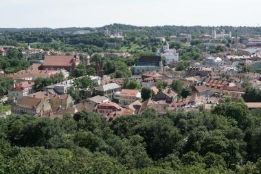 Patikslintos Vilniaus senamiesčio ribos