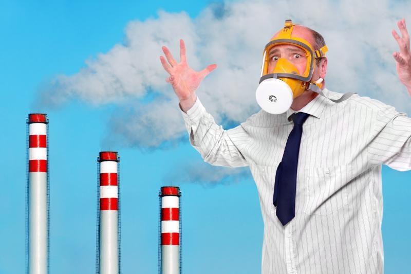 Ką iš tiesų apie klimato kaitą sako nutekintoji IPCC ataskaita?