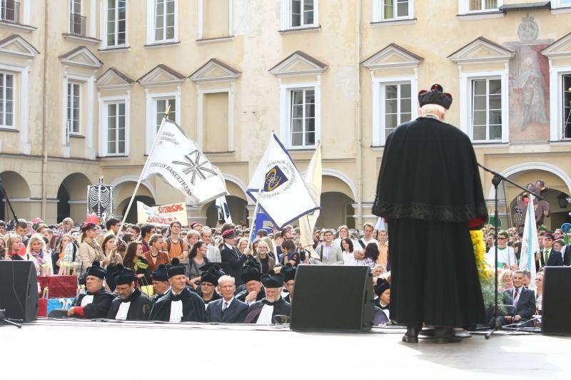 Prasidėjo tarptautinis universitetų teatrų festivalis