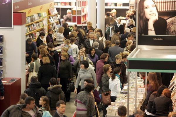 Vilniaus knygų mugėje - rekordinis lankytojų skaičius (papildyta)