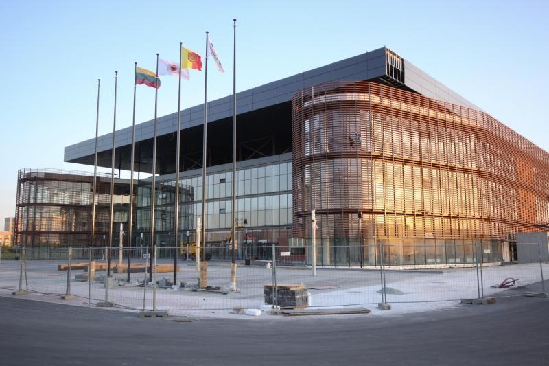 LKL aistros pirmiausia užvirs Klaipėdos arenoje