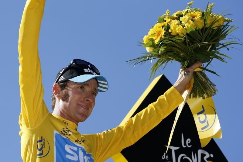 """""""Tour de France"""" pirmąkart laimėjo Didžiosios Britanijos sportininkas"""