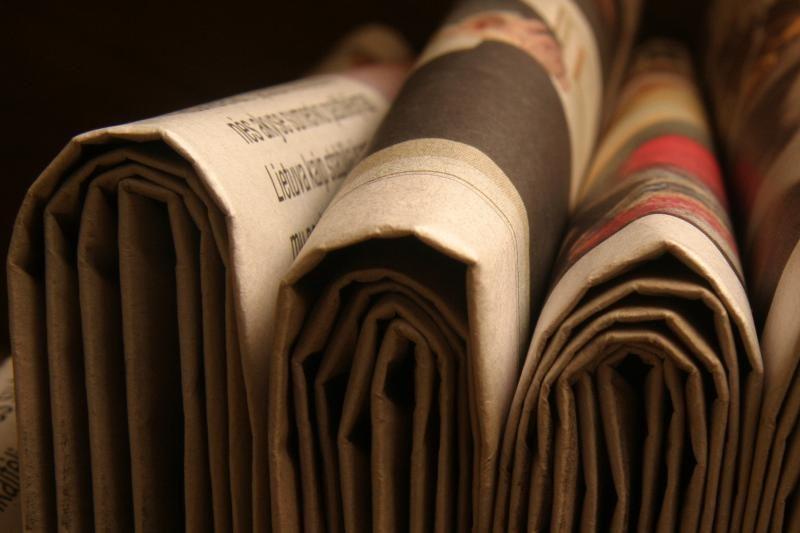 Periodinių leidinių pristatymo kaime tarifai trejus metus nedidės