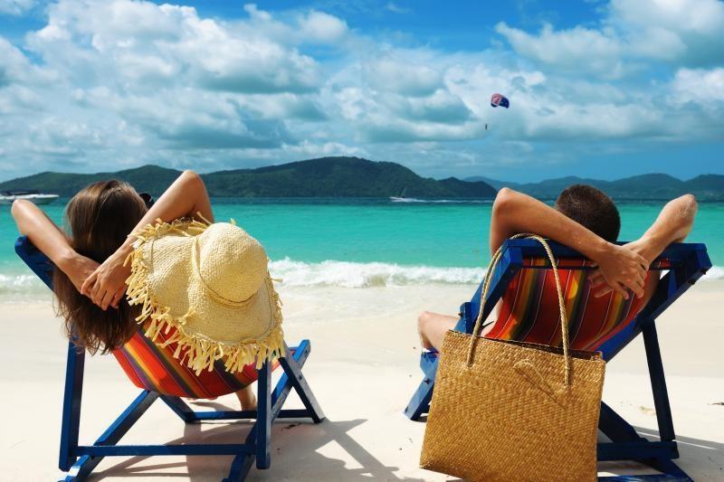 Stresą geriausiai malšina trumpesnės, tačiau dažnesnės atostogos