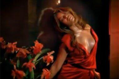 Beyonce kvepalų reklama uždrausta dėl vaikams netinkamo turinio