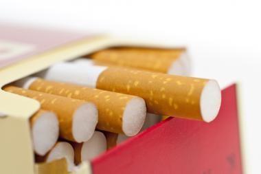 Kitąmet cigaretės gali brangti apie 10 centų, dyzelinas - 12 centų