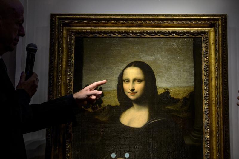 """LNK: """"Mona Liza"""" - tikra energijos vampyrė"""