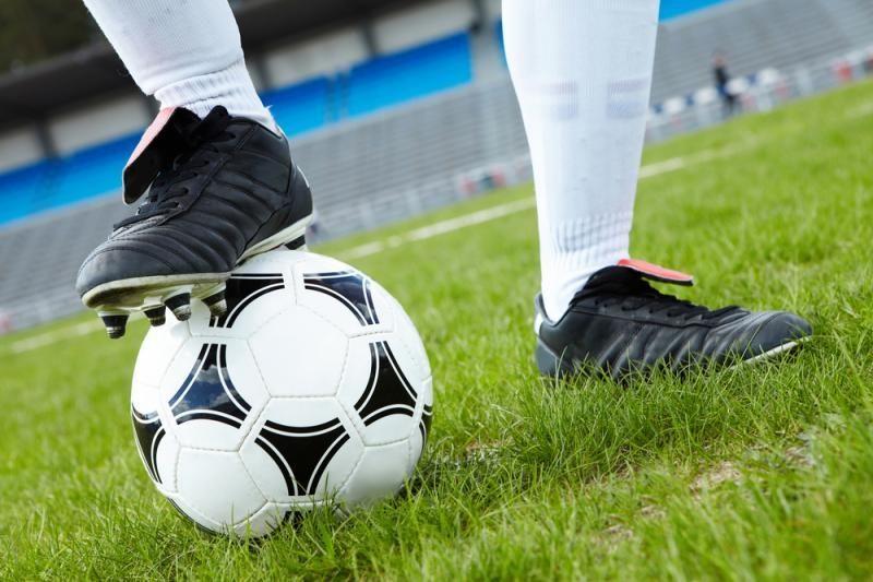 Lenkų pamoka Lietuvos jaunių futbolo rinktinei