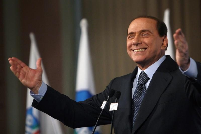 S. Berlusconi: su nepilnamete prostitute santykių neturėjau