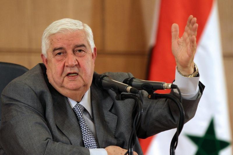 Sirijoje įvyko vyriausybės posėdis, kuriame dalyvavo visi ministrai