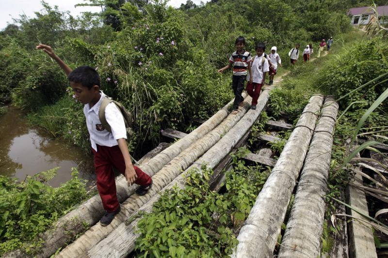 Indonezijoje Sumatros salą supurtė 5,9 balo žemės drebėjimas