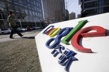 """B. Gatesas: apie """"Google"""" ir Kinijos konfliktą"""