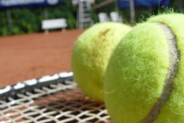 Lietuvoje - pirmasis neįgaliųjų teniso turnyras