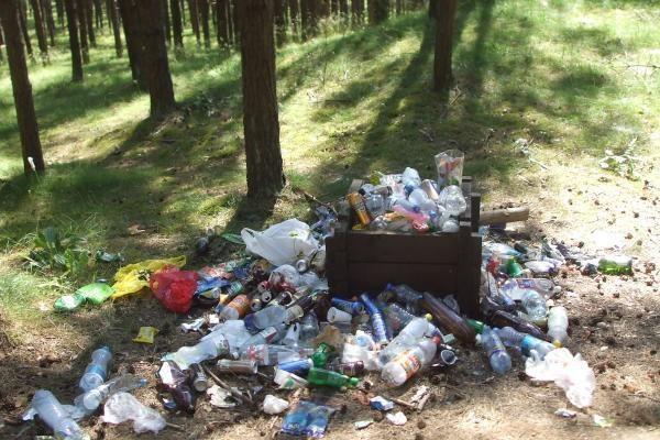 Valtybės kontrolė: Aplinkos ministerija nepakankamai kontroliuoja atliekų tvarkymą