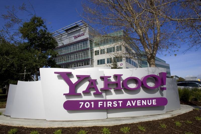 """""""Yahoo"""" ketina įsigyti """"Dailymotion"""" akcijų"""