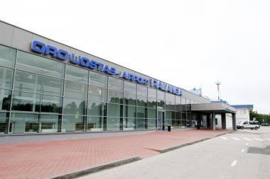 Palangos oro uostui vadovaus J.Jucevičiūtė