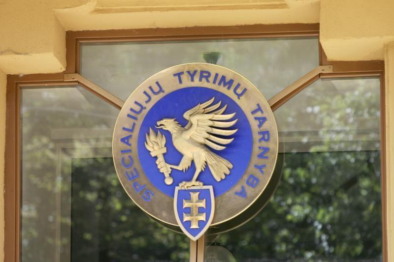 STT atliko kratas Vilniaus apskrities atliekų tvarkymo centre
