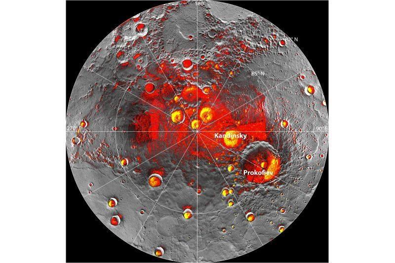 K.Donelaičio vardas įamžintas Merkurijuje