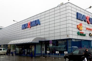 """Prie Vilniaus Mindaugo """"Maximos"""" iškils uždara automobilių stovėjimo aikštelė"""